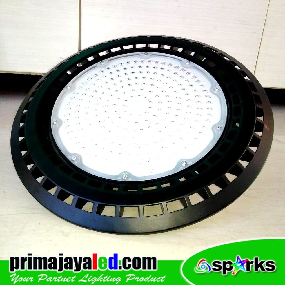 Lampu LED Industri UFO 200 Watt • Prima Jaya LED