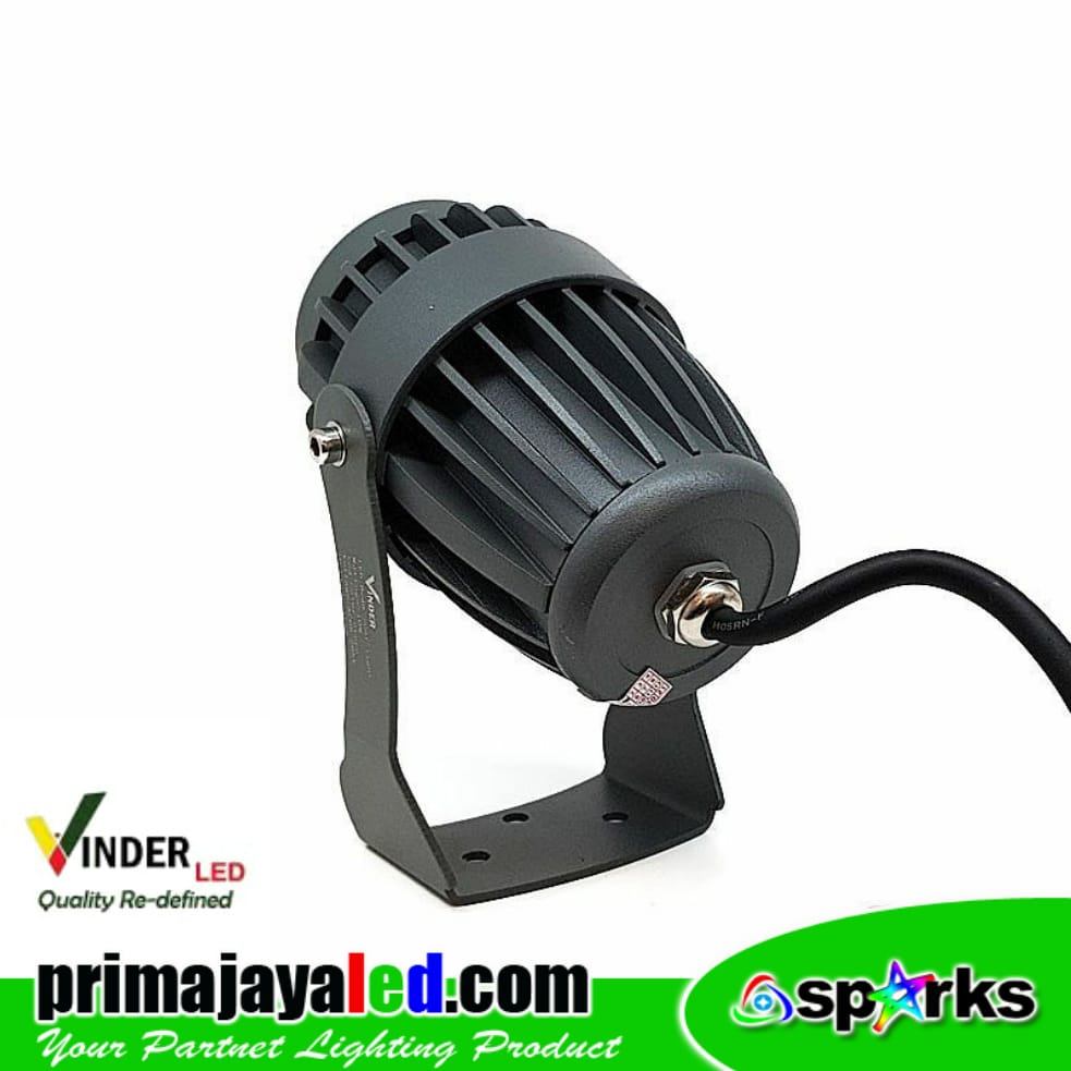 Vinder LED Spotlight Wall 10 Watt