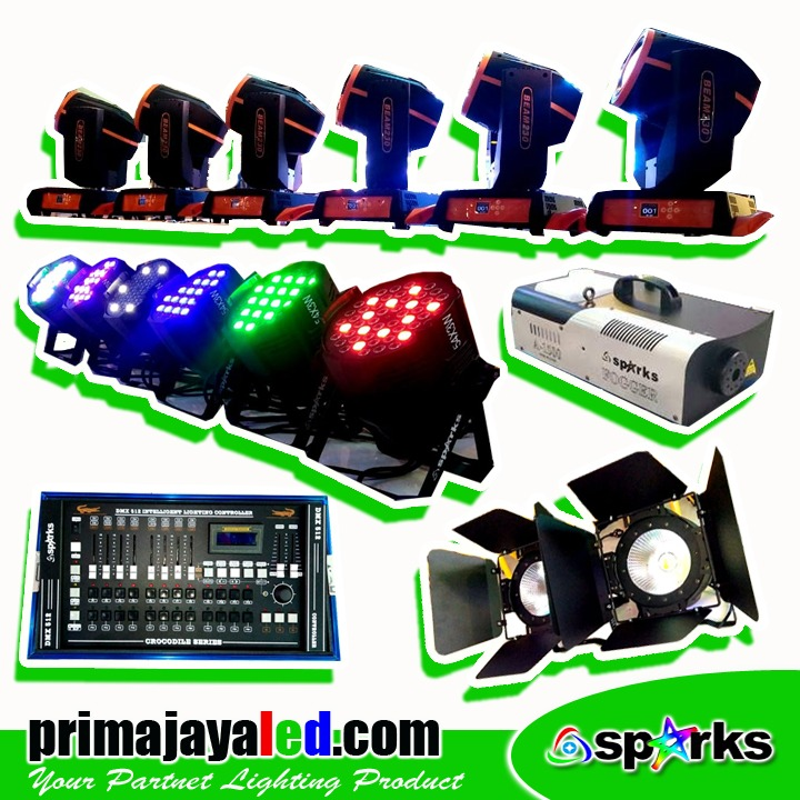 Paket Complete Stage Medium DMX Pro