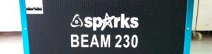 Moving Beam 230 Multicolor Spark