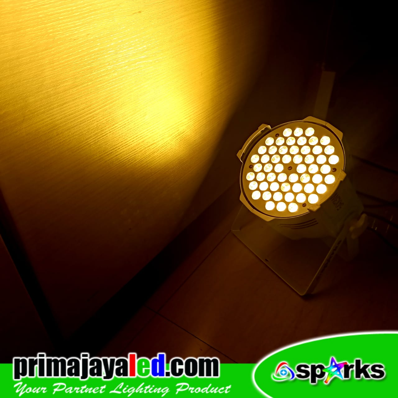 LED Par 54 Warm White Spark