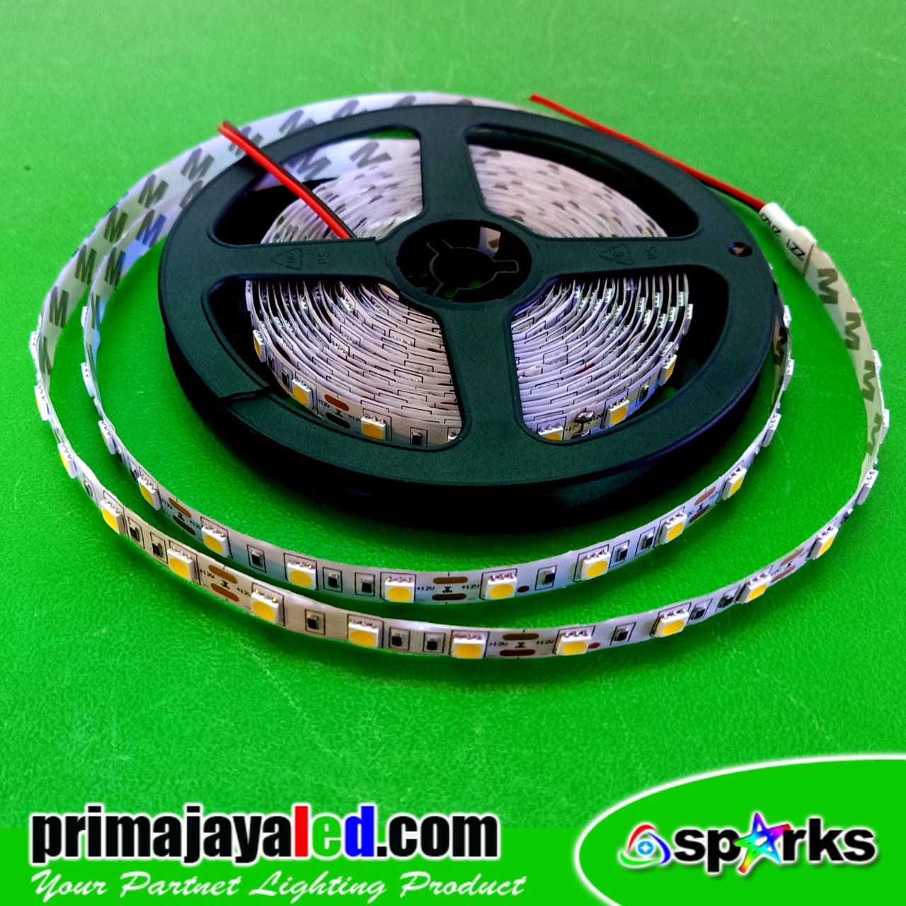 LED Strip 50 IP33 Warm White