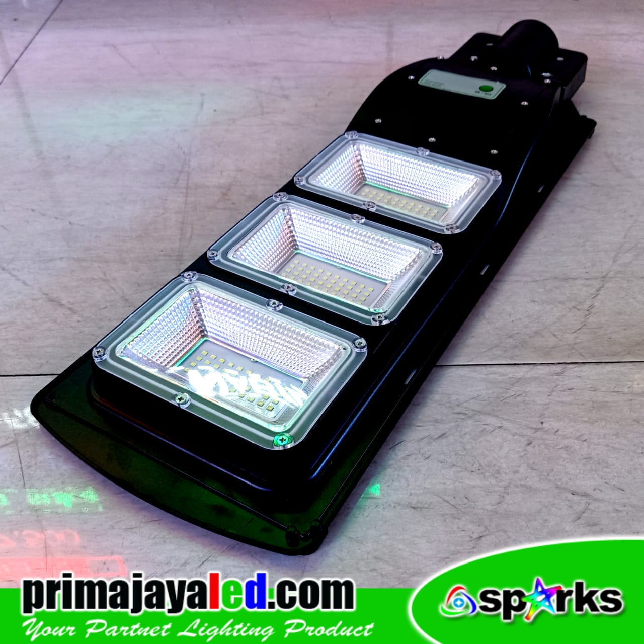 Solar Light PJU 60 Watt