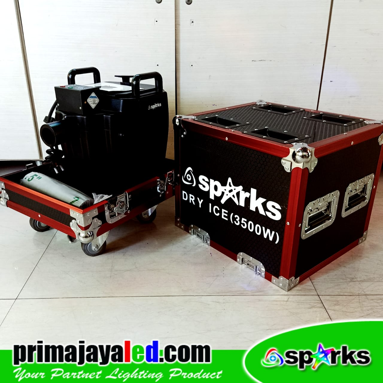 Dry Ice Machine 3500 Watt Spark